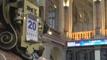 Las plazas europeas se dan la vuelta al mediodía y el Ibex lidera las ganancias