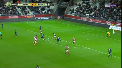 Le but splendide de Redouane Kerrouche en Ligue 2 !