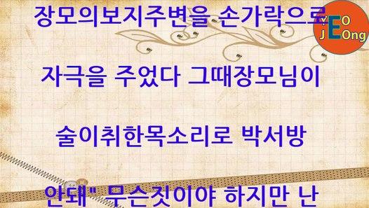 장모와의 정사 - video dailymotion
