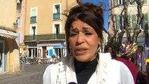 """Assia Hamidi, Présidente de l'Association """"Femmes Solidaires"""" à Martigues"""