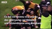 Un but digne de Bergkamp en 8e div. anglais, son club réclame le prix Puskas
