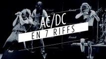 AC/DC en 7 riffs