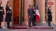 Emmanuel Macron lance les concertations sur les élections européennes