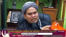 Beza Pemimpin Dulu dan Sekarang - Ustaz Abdullah Khairi