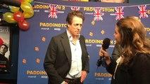 Hugh Grant et Hugh Bonneville étaient en direct live sur le Facebook de My TF1