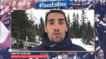 Coupe Davis : les champions olympiques sont #TousEnBleu !