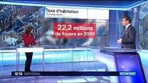 """Taxe d'habitation : """"Sa suppression représente une perte de 9,53 milliards pour les communes"""""""