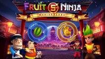 Lets play Fruit Ninja 5th Anniversary!