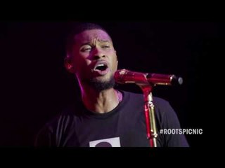 """Usher & The Roots """"Nice and Slow"""" + """"Break You Off"""""""