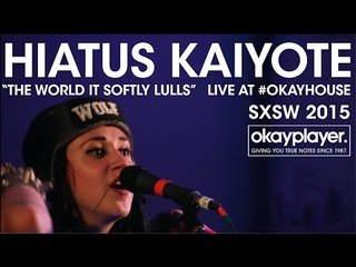 "Hiatus Kaiyote ""The World It Softly Lulls"" Live @ OKAYHOUSE"