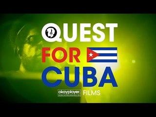 Quest for Cuba: Questlove Brings the Funk to Havana