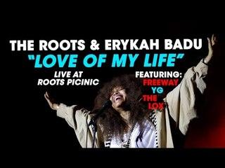 "The Roots & Erykah Badu ""Love of My Life"" Picnic Opus"