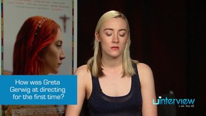 Saoirse Ronan On 'Lady Bird'