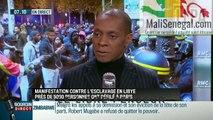 """Claudy Siar sur Esclavage en Libye: """"les journalistes Africains ne font rien...""""'"""