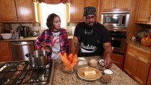 Big Mama's sweet sweet sweet potato pie with Elissa the Mom | Rare Life
