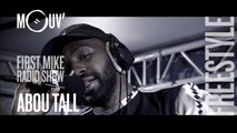 ABOU TALL : Freestyle (Live @ Mouv' Studios) #FMRS