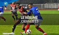 Championnat National, 13e journée : tous les buts I FFF 2017