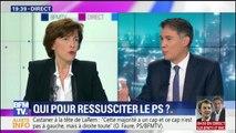 """""""Najat Vallaud-Belkacem serait une bonne première secrétaire du Parti socialiste"""", pour Faure"""
