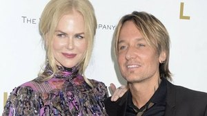 Moody Nicole Kidman Smashes Plates In At-Home 'Rage Room'