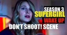"SUPERGIRL 3x07 - ""Wake Up"" Kara Reunites with Mon-El Scene - Melissa Benoist, Mehcad Brooks, Chyler Leigh - The CW"
