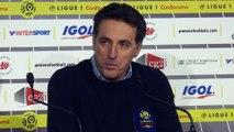 Foot - L1 - Amiens : Pélissier «Une victoire logique»