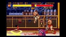 Street Fighter II: Special Champion Edition (Sega Mega Drive / Genesis) - (Ryu | Hard Difficulty)