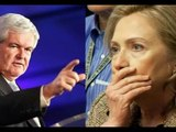 Breaking News Today 10_17_17,  Newt Gingrich PREDICTS Hillary Demise, Pres Trump latest News Today-8PZzqYVaFws
