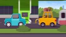 Doctor McWheelie & Petrol station a⛽ Kids cartoons & children cartoons. Animated cartoon. Car doctor.-P987mDsp0xI