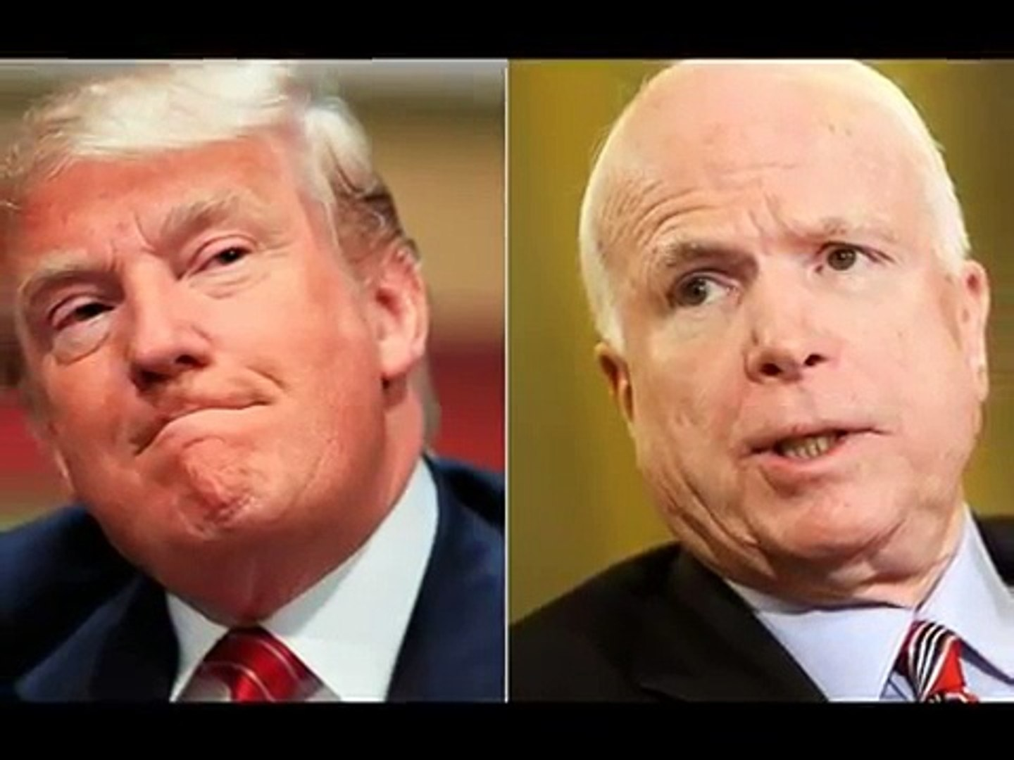Breaking News Today 10_18_17, Trump Issues HUGE Warning to McCain, Pres trump News Today-wsB9DTQHO8U