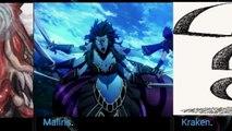 Final Fantasy XV chaos pt2: Death goddess, end boss, Ardyns real name and Noctis the villain