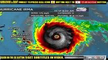 BREAKING NEWS TODAY 9_5_17, CATEGORY 5 HURRICANE IRMA NOW HEADED FOR FLORIDA, USA LATEST NEWS-0tWeYqBvL4M