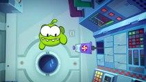 Om Nom Stories. Dream job  Om Nom Astronaut. Baby cartoons Cut the Rope. Om Nom new episodes.-wKBl-hLvfrU