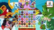 Angry Birds Fight! - SUPER SAKURA PIG 2017-GOLDEN SAKURA WREATH (SS STELLA)-EP93