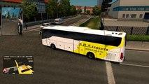 ctraxx test BUS MERCEDES KAMILKOC [ETS-MODS] - video dailymotion