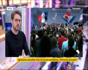 Benjamin Lucas, invité de France Info - 16/11/2017