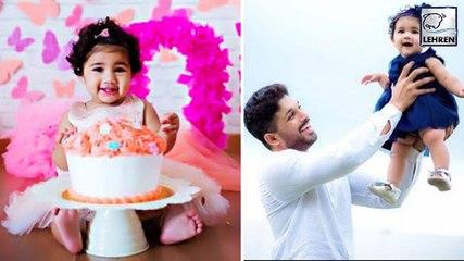 Allu Arjun Debuts On Instagram With His Daughter