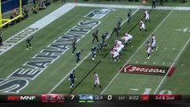 Mohamed Sanu comes down with amazing one-handed TD catch