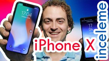 iPhone X İnceleme - Çöp Gibi Telefon!