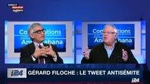 Gérard Filoche : la journaliste Anna Cabana le dézingue après son tweet antisémite (Vidéo)