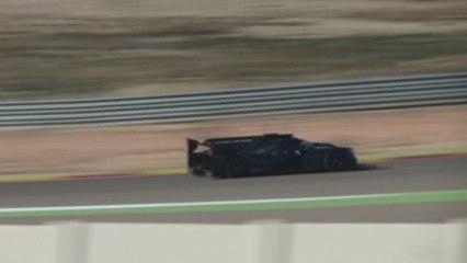 Fernando Alonso tiene primera toma de contacto con el Ligier en Motorland (C)