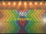 Beyonce Halo Karaoke Version