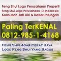 WA 0812-985-1-4168, Jasa Desain Logo Feng Shui Bandung, Konsultan Logo Feng Shui  Perusahaan Rumah