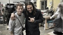 """Jason Momoa """"Kind Of Bummed"""" By 'Justice League' Reception"""
