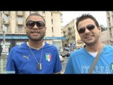 An Italian in Kiev who thinks Balotelli is English and predictions for the big game