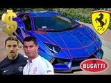10 Most Expensive Footballers' Cars | Ferraris | Lamborghinis | Bugattis