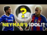 25 Footballers And Their Biggest Idols | Part One