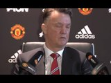 Louis Van Gaal Hits Out At United Fans, Defends 'Boring' Football*