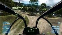 Эволюция Battlefield: Вертолеты (BF2, BF:BC2, BF3, BF4)
