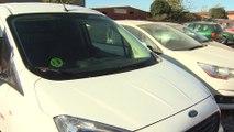 Barcelona con 100 euros a vehículos contaminantes