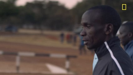 Eliud Kipchoge is a perfect marathoner. Here's how Breaking2 scientists made him faster.